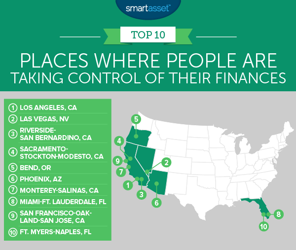 Places Where People Are Taking Control of Their Finances