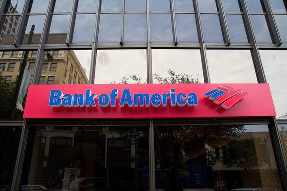 chase vs. bank of america