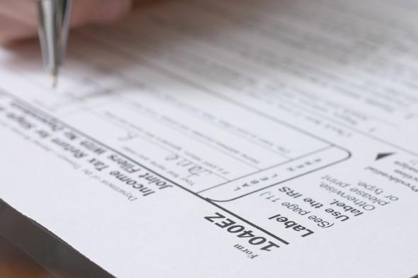 Irs Form 1040ez See 2018 Eligibility Instructions Smartasset