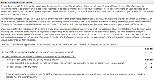 Form Adv Financial Advisor Form Smartasset