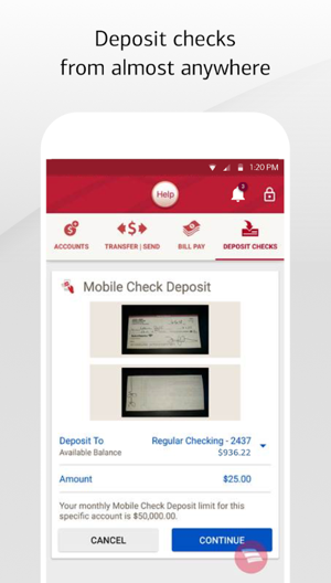 Banking apps
