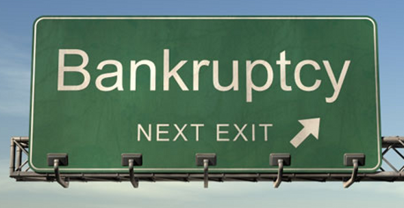4 Signs It's Time to File Bankruptcy