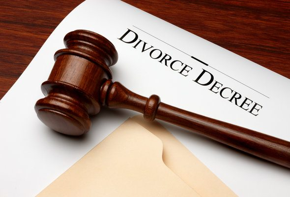 The Average Cost of Divorce