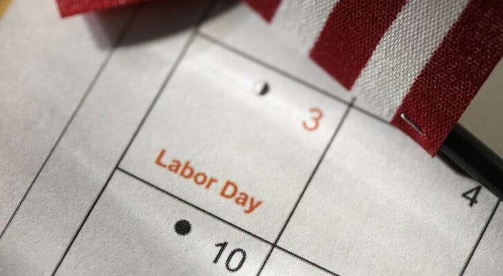 Are banks open on labor day?