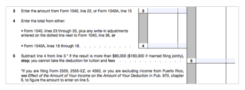 A Guide To Filling Out Form 8917 Smartasset