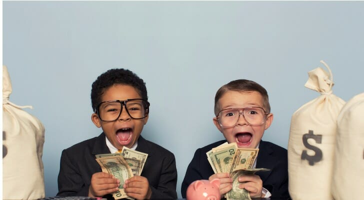 roth ira for kids?