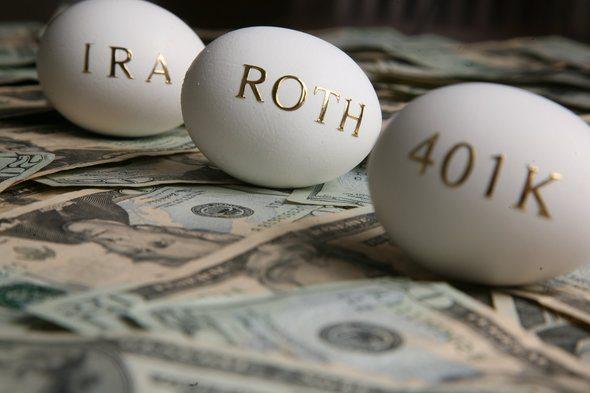 average 401(k) savings