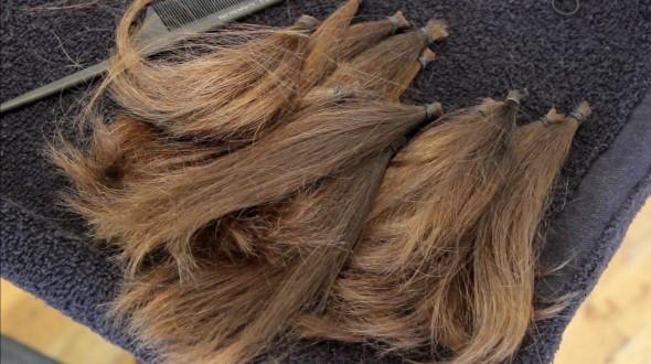 Giving This Holiday Season: Donating My Hair