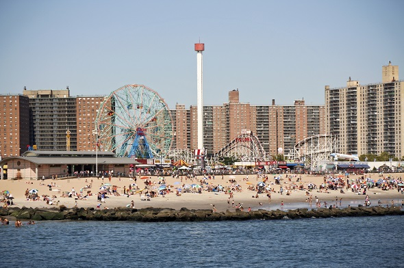 Moving to New York: Beaches