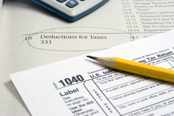 What Can You Deduct at Tax Time?