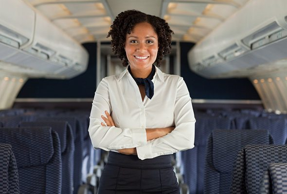 The Average Salary of a Flight Attendant