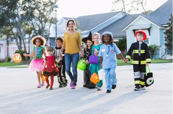 The Best Places to Trick-or-Treat