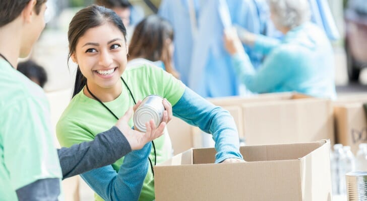 charitable places in America