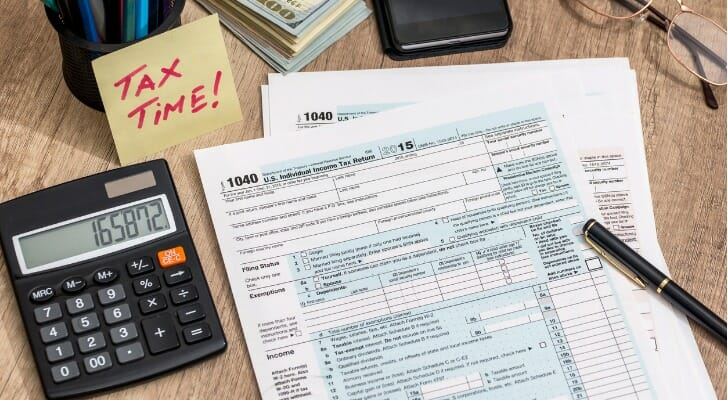 charity tax deduction