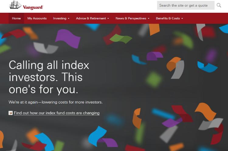Vanguard Brokerage Review