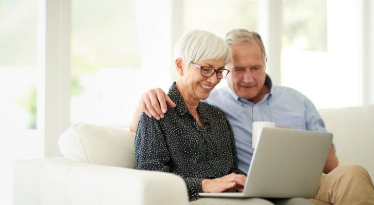 my social security account