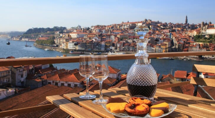 Retire in Porto, Portugal