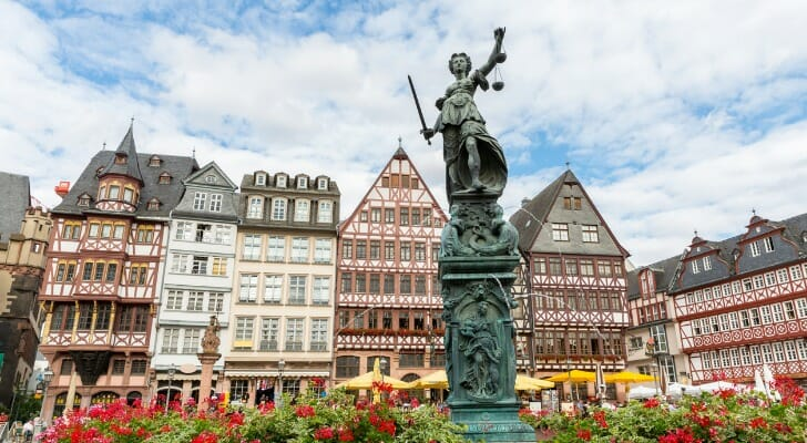 Retire in Germany