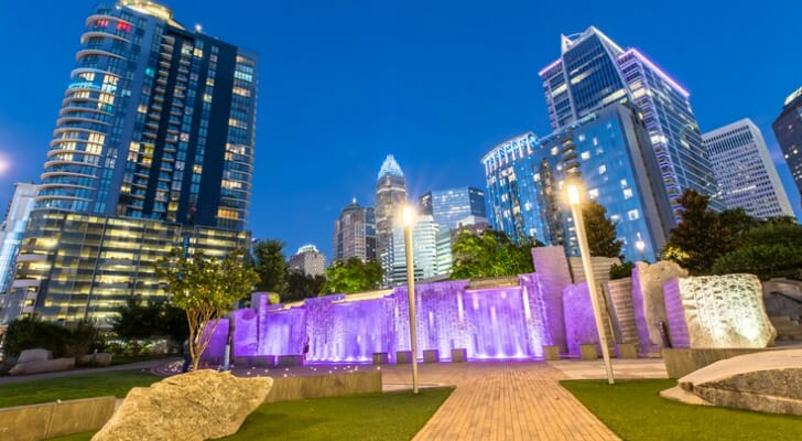 Charlotte Nc Sales Tax >> The Cost Of Living In Charlotte North Carolina Smartasset