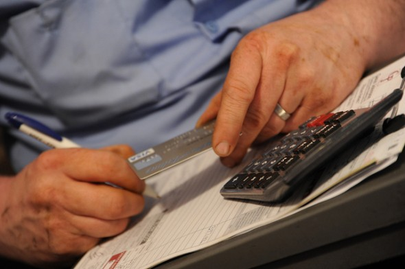 Top 5 Frequent Credit Card Mistakes