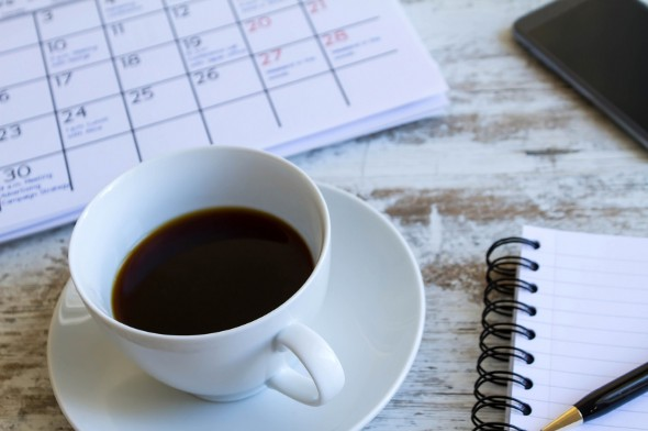 5 Financial Organizing Tips for the New Year