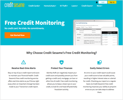 Best Credit Monitoring Services for 2017
