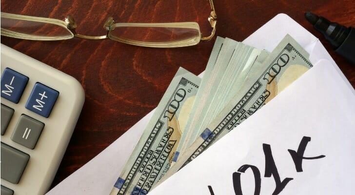 average 401k return
