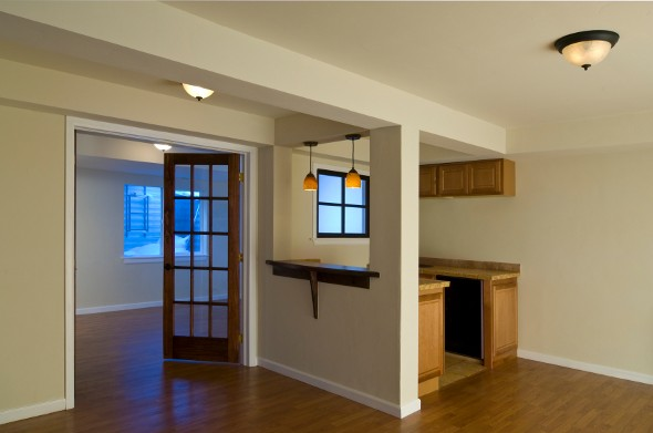 The average cost to finish a basement smartasset - Cost to finish basement with bathroom ...