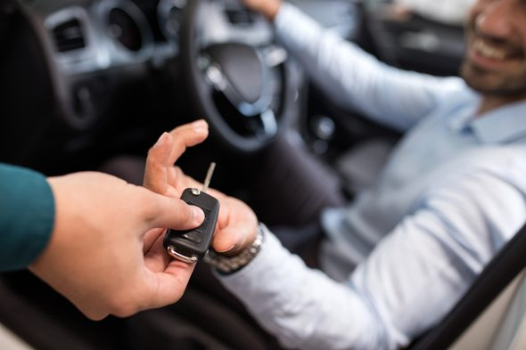 Can You Pay A Car Loan With A Credit Card Smartasset