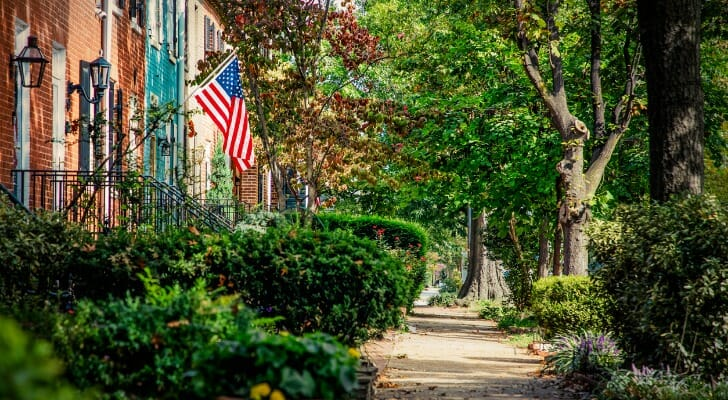 military housing for retirees