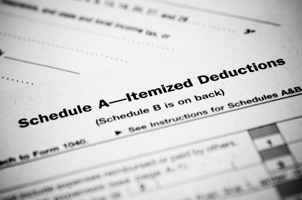 All About the Mortgage Interest Deduction