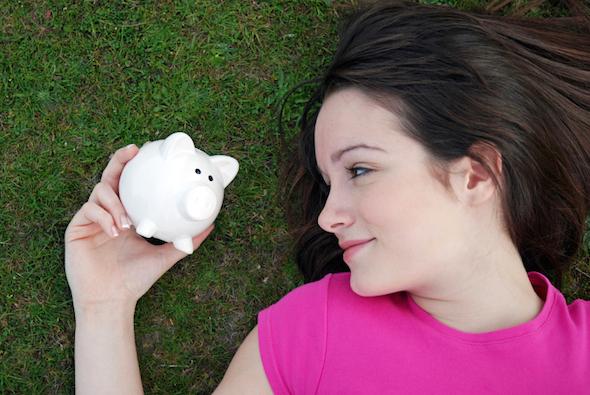 Negative Savings Rate