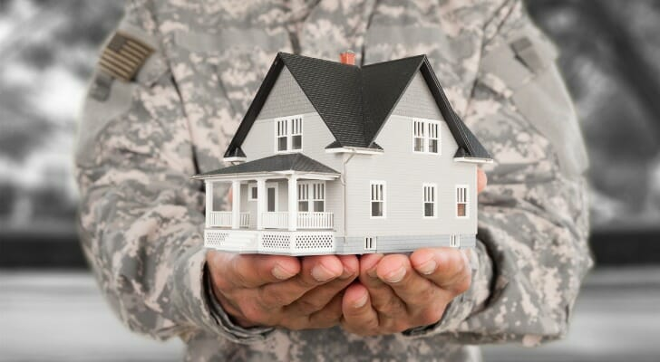 military housing for retirees