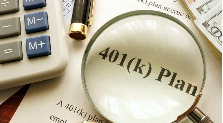 401(k) documents
