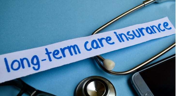 If you don't lock in your long term care insurance cost when you are relatively healthy, it will only rise as you age and your health declines.