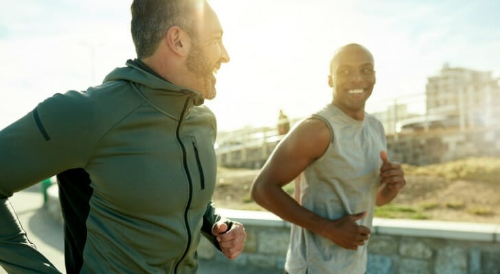 Staying sane during Getting proactive - and active - will help you feel back in control during a recession.