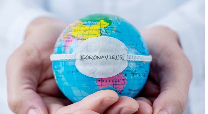 Companies, governments and non-profits are working around the clock to curb the spread of the coronavirus.