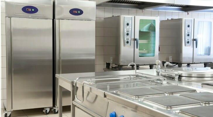 Commercial refrigerator
