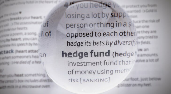 A quant hedge fund uses quantitative analysis and computer modeling to pick securities.