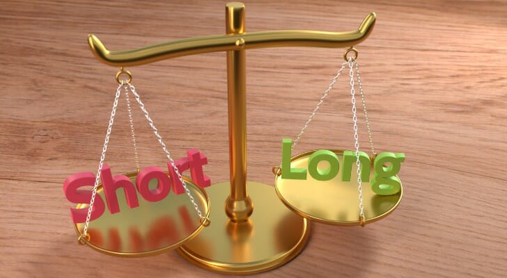 """Scale that weighs """"SHORT"""" and """"LONG"""""""