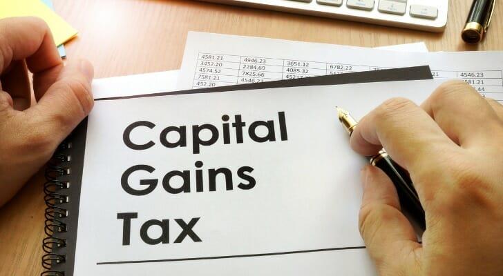 """Capital Gains Tax"""