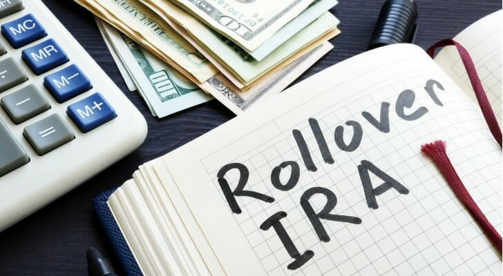 Rollover IRA notes