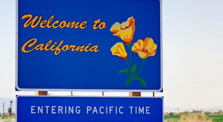 best places to retire in california