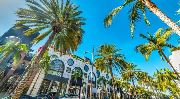 Retire in Beverly Hills, CA