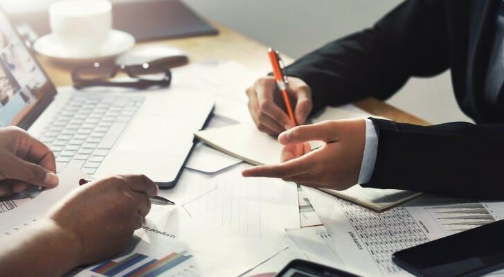 Here's how a financial advisor's asset based fee works.