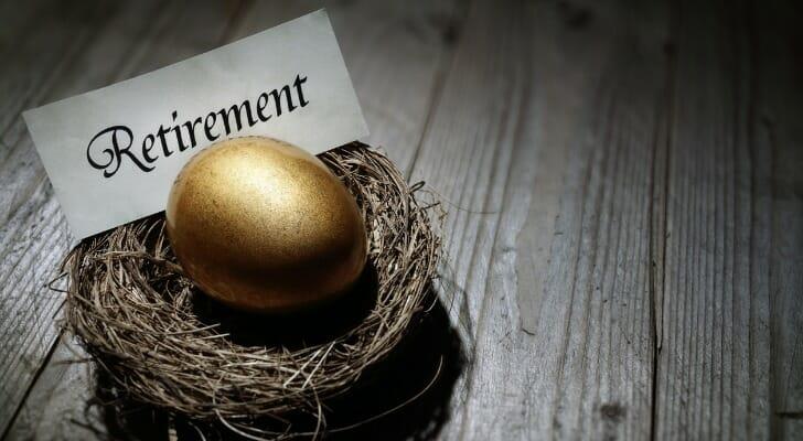 How do you grow a nest egg for retirement?