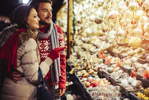 The Best Cities for Holiday Shopping