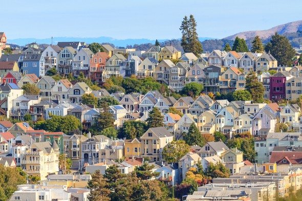 Renting in San Francisco