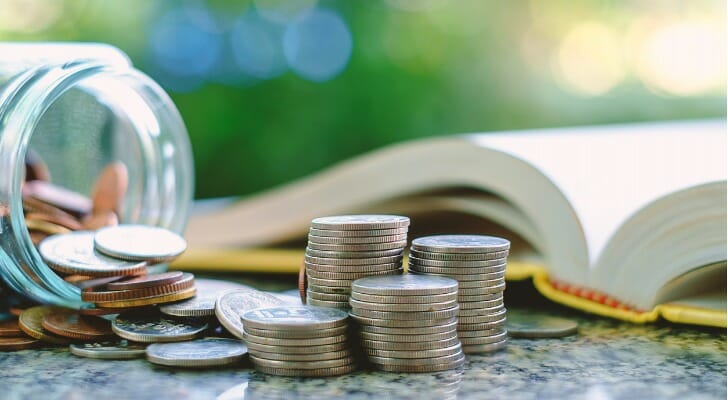 Here we explore active vs passive investing strategies.