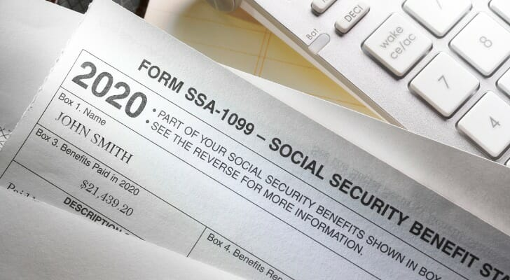 IRS tax form